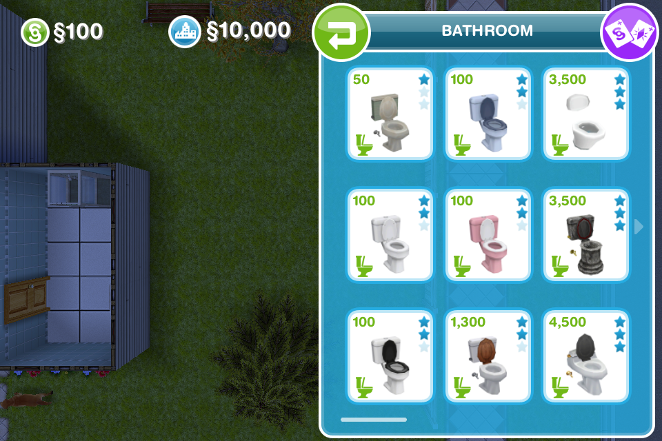 I. The Sims FreePlay   not as free as EA are making out  of course