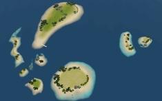 Archipelago Bay Aerial