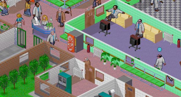 Theme Hospital Origin