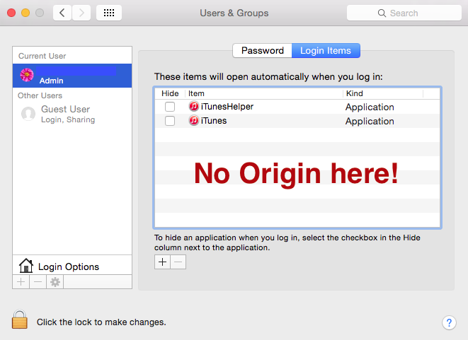 The Sims 4 & Origin – How to disable automatic updates and