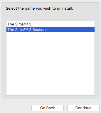 Manually uninstalling an Expansion or Stuff Pack in the Sims