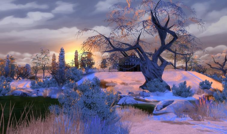 Windenburg Sunset