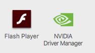 System Preferences NVIDIA