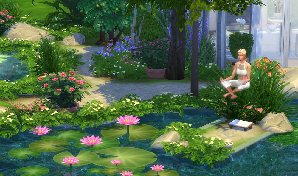 Hidden Spring Meditation 1 Bluebellflora