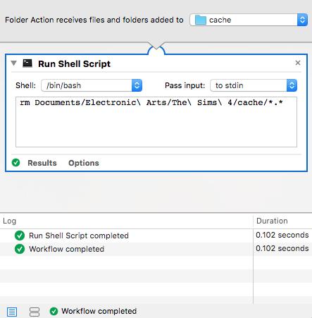 Run Shell Script Success