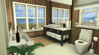 Serenity Guest Bathroom