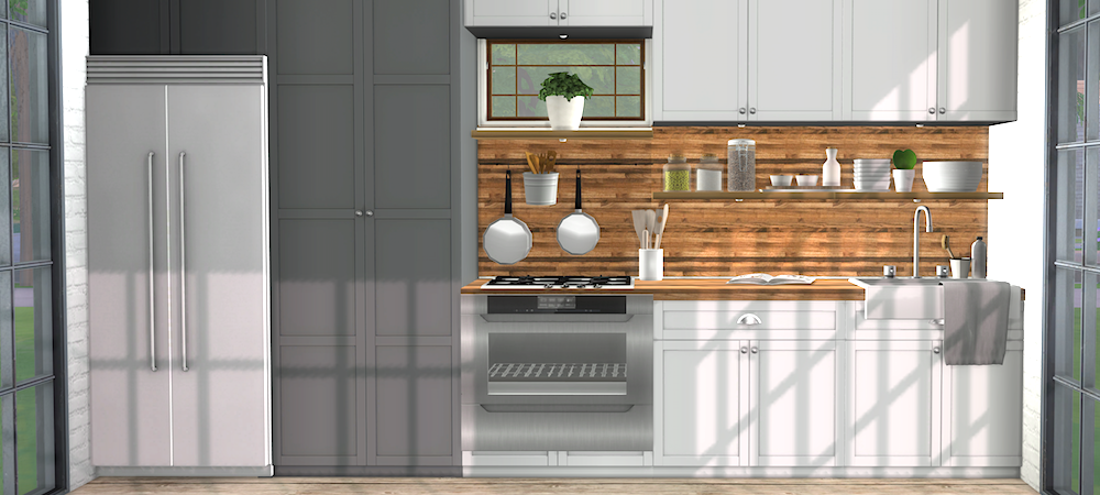 Kitchen Backsplash Recolours Part 1 Peacemaker Ic S