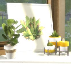 Plant Light Gold