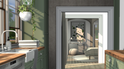 Sims 4 Custom Content WCIF – BluebellFlora