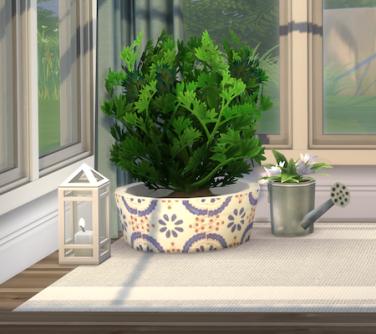 BlueOrange Planter