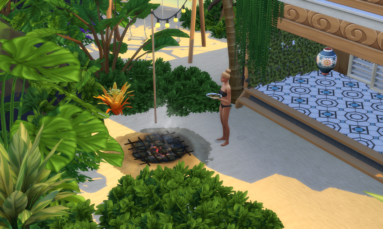 The Sims 4 – BluebellFlora