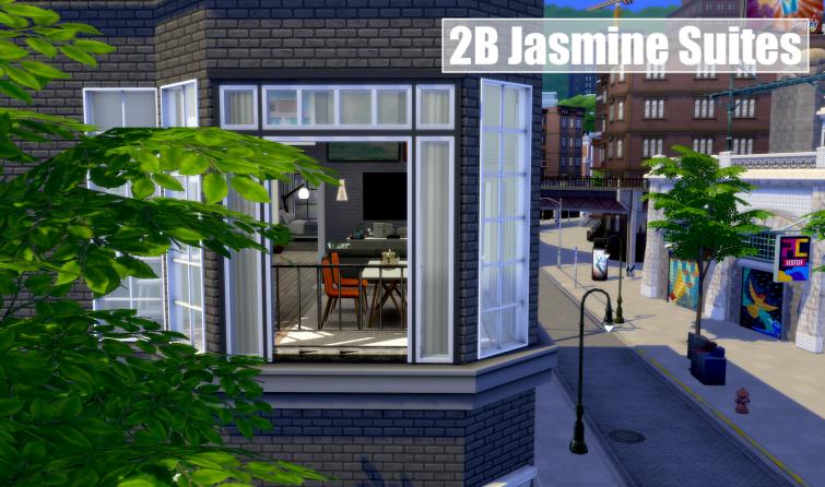 2B Jasmine Suites Exterior