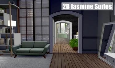 2B Jasmine Suites Hallway