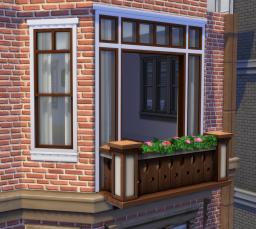 Balcony exterior